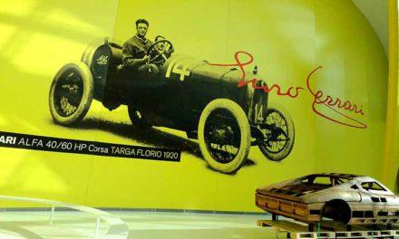 FERRARI ABRE NUEVO MUSEO DEDICADO A ENZO FERRARI EN MÓDENA, ITALIA