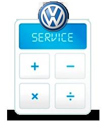 Calculadora Volkswagen