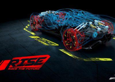 RISE: Race the Future