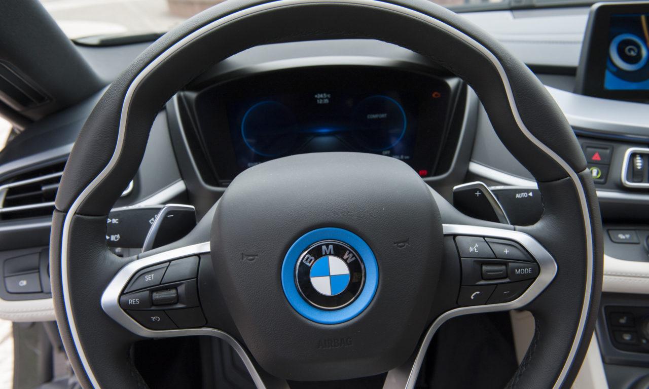 BMW i8 MY16