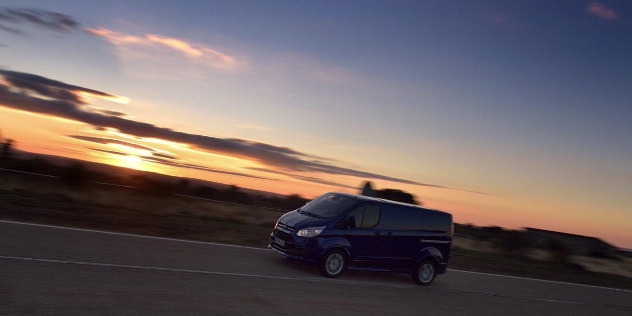 Ford Transit V-Sport