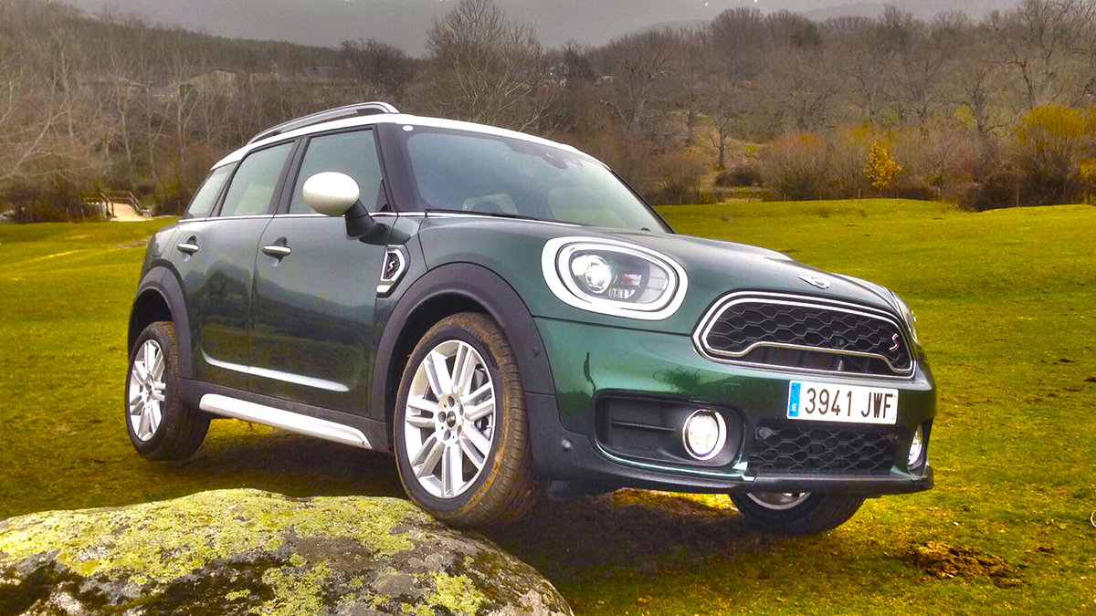 MINI COUNTRYMAN MY 2017