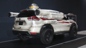 """Nissan Rogue One • Nissan brings """"Battle Tested Rogue Virtual Reality Experience"""