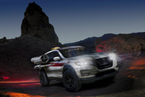 "Nissan Rogue One • Nissan brings ""Battle Tested Rogue Virtual Reality Experience"