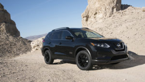 Nissan Rogue One - Rogue One Star Wars Limited Edition