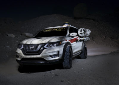 Nissan Rogue One • X-Wing-Inspired 2017 Nissan Rogue One