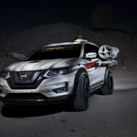 NISSAN ROGUE ONE MY17