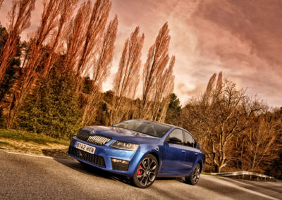 SKODA OCTAVIA RS 230 MY16