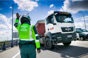 Campaña DGT camiones furgonetas
