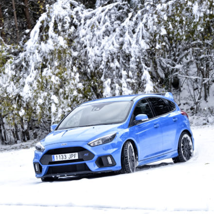 FORD FOCUS RS350