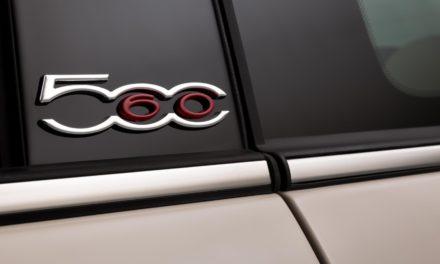 EL FIAT 500 CUMPLE 60 AÑOS