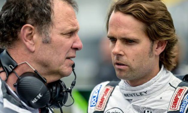 ANDY SOUCEK CONFIRMADO COMO PILOTO DEL BENTLEY TEAM M-SPORT