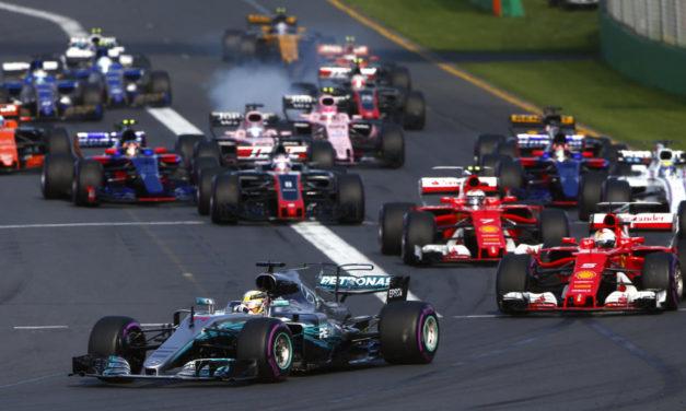 Gran Premio de Australia de F1 2017
