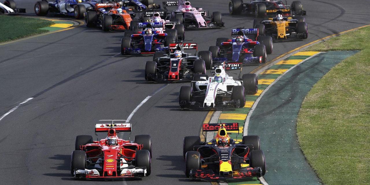 Previo Gran Premio de China de F1 2017
