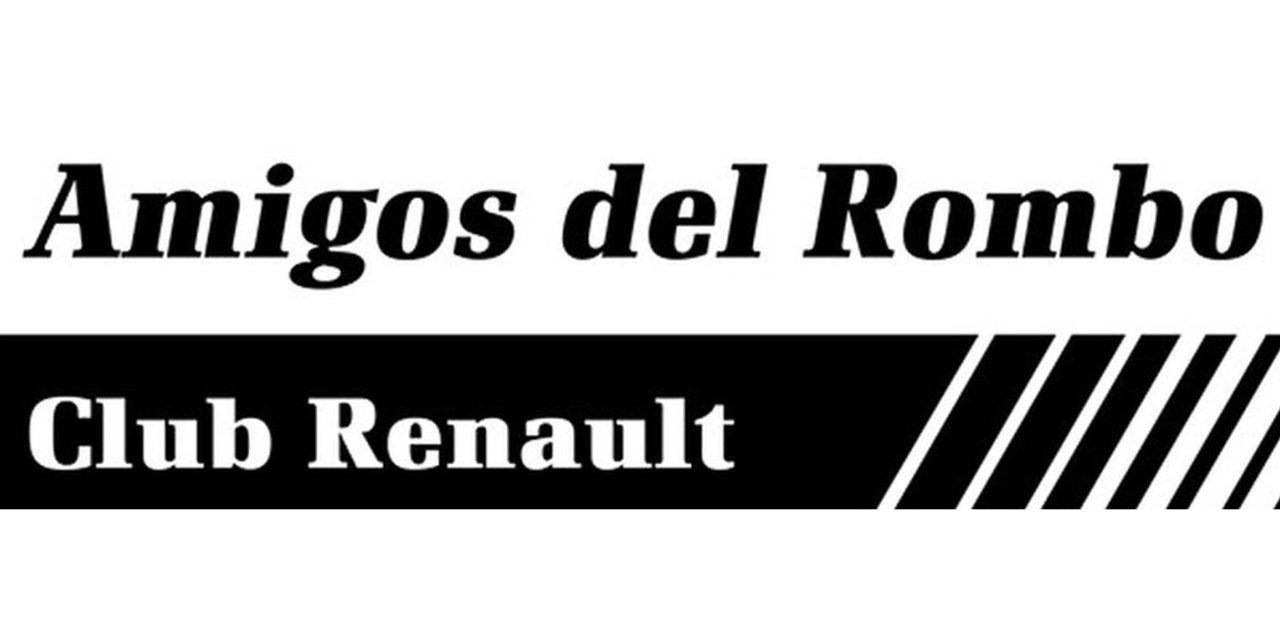 Concentración de clásicos Renault en Valladolid