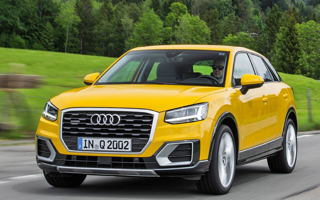 El Audi Q2 recibe nuevas versiones