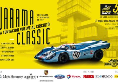 Cartel II Jarama Classic