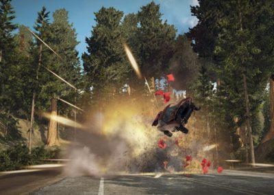 Flatout 4: Total Insanity, el videojuego de carreras de demolición