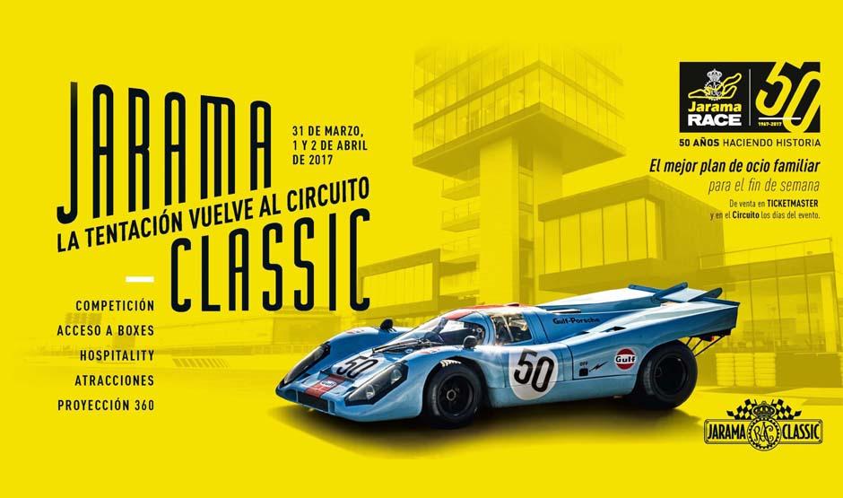 El Circuito del Jarama revive las carreras de sus origenes