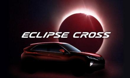 Mitsubishi presenta en el Salón del Automóvil de Ginebra el Modelo Eclipse Cross
