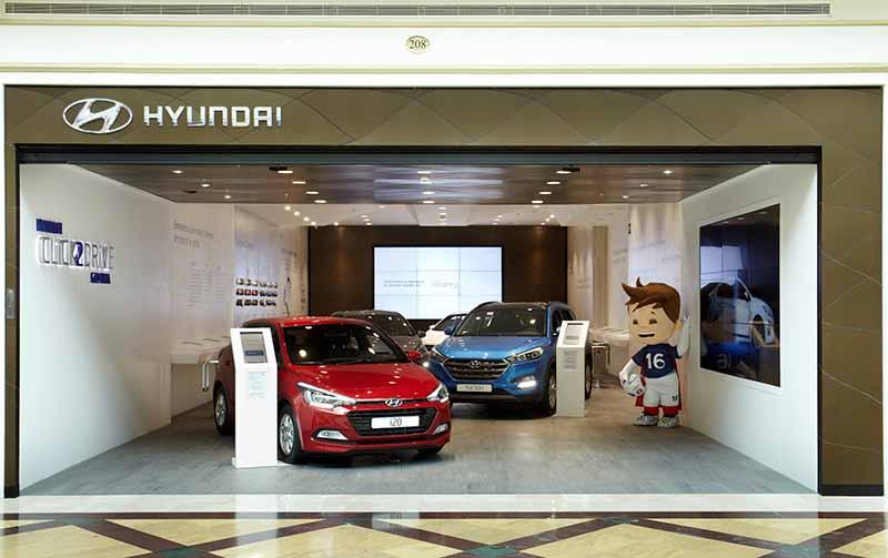 Inauguración de la primera concesión digital de venta de automóvil
