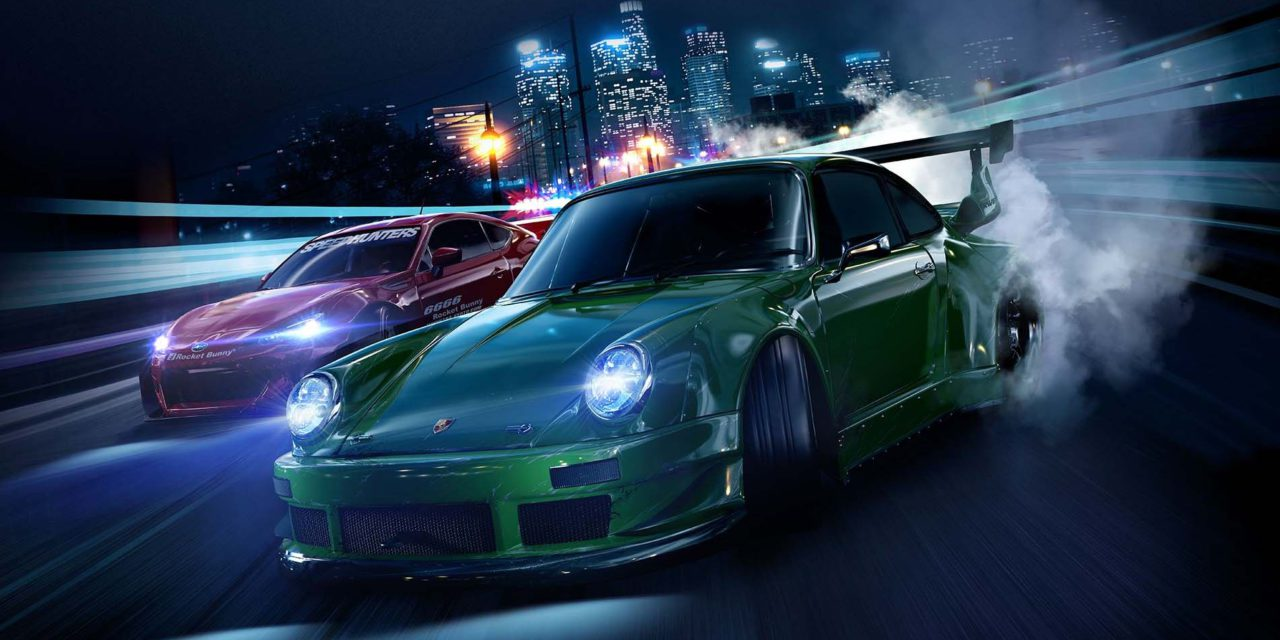 Electronic Arts anuncia un nuevo episodio de Need for Speed en 2017