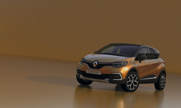 RENAULT CAPTUR MY18