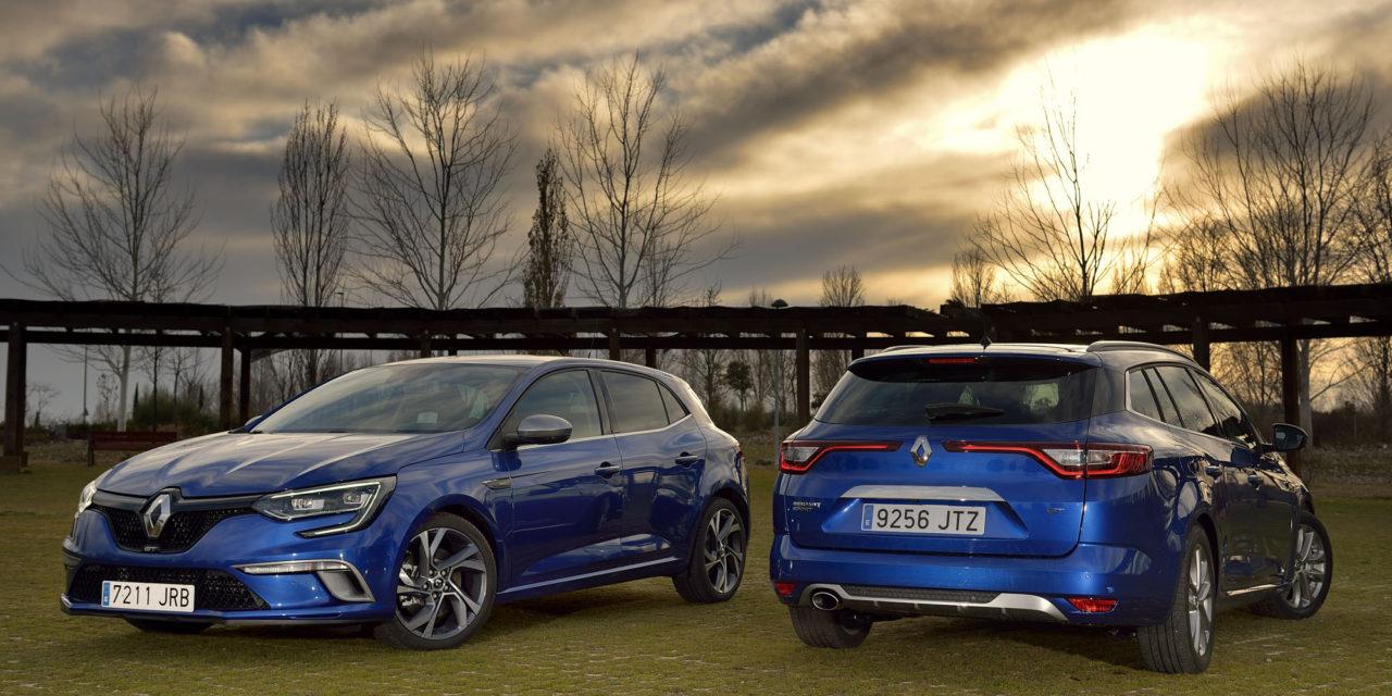 Dossier gama – Renault Mégane GT y GT-Line