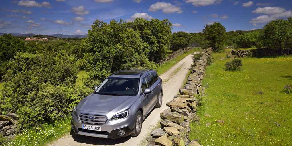 Subaru Outback 2.0 TD 150 CV Lineartronic Executive Plus