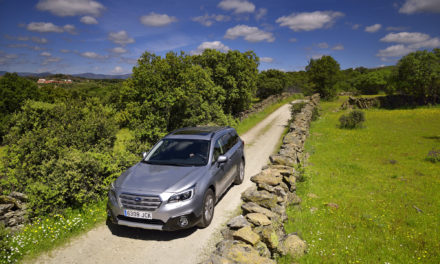 Subaru Outback 2.0 TD 150 CV Lineartronic Executive Plus