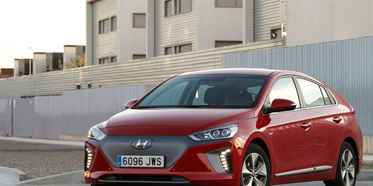 Hyundai lanza en España la segunda versión de la gama Ioniq
