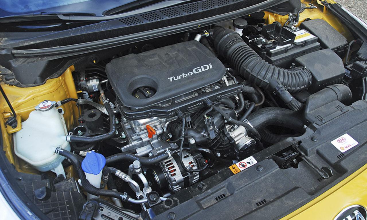 KIA Pro_cee´d 1.0 T-GDi 120CV GT-Line