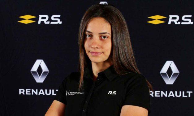 Marta García se incorpora a la Renault Sport Academy
