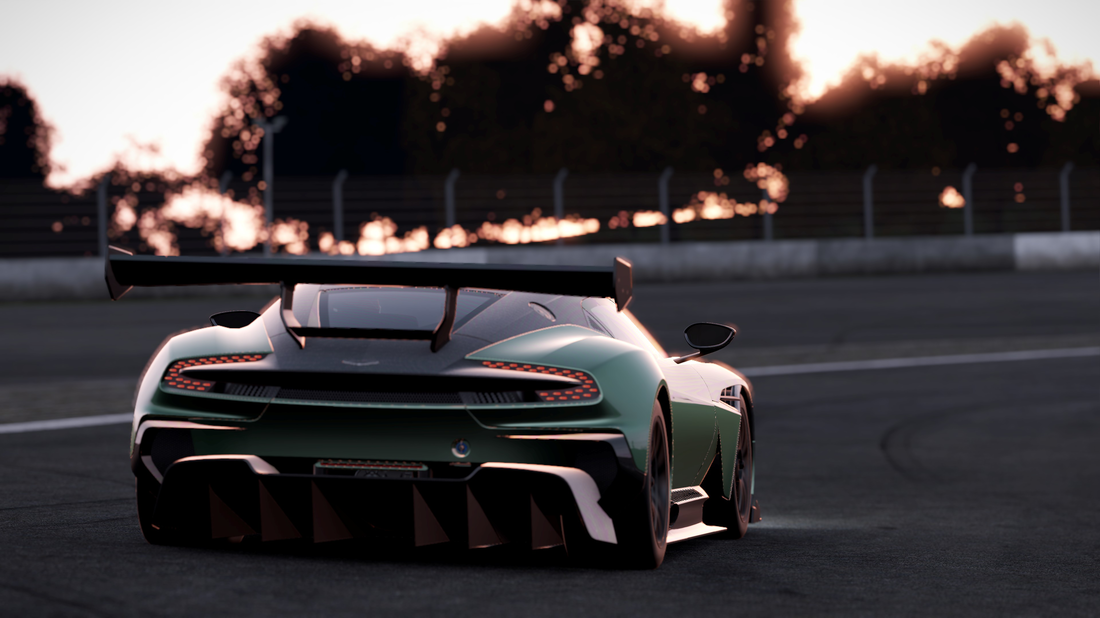 Project Cars 2 es un simulador de velocidad desarrollado por Slightly Mad Studios.