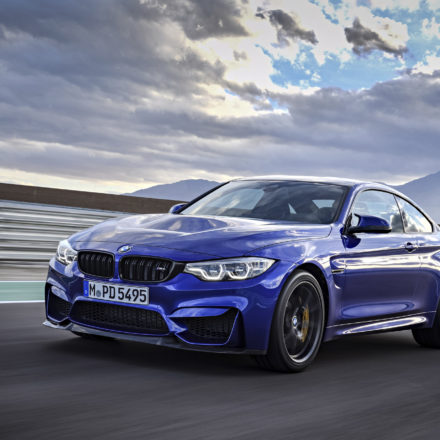 BMW M4 CS MY18