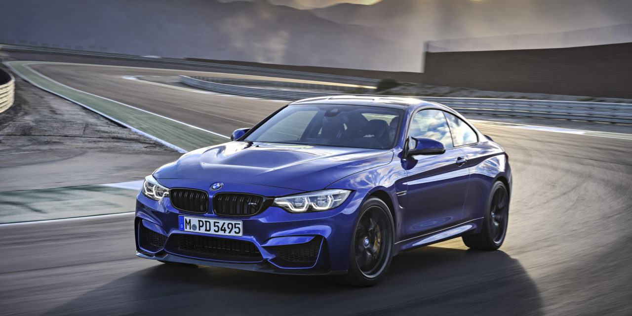 NUEVO BMW M4 CS