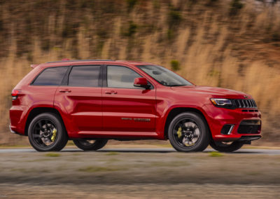 2018 Jeep® Grand Cherokee Trackhawk
