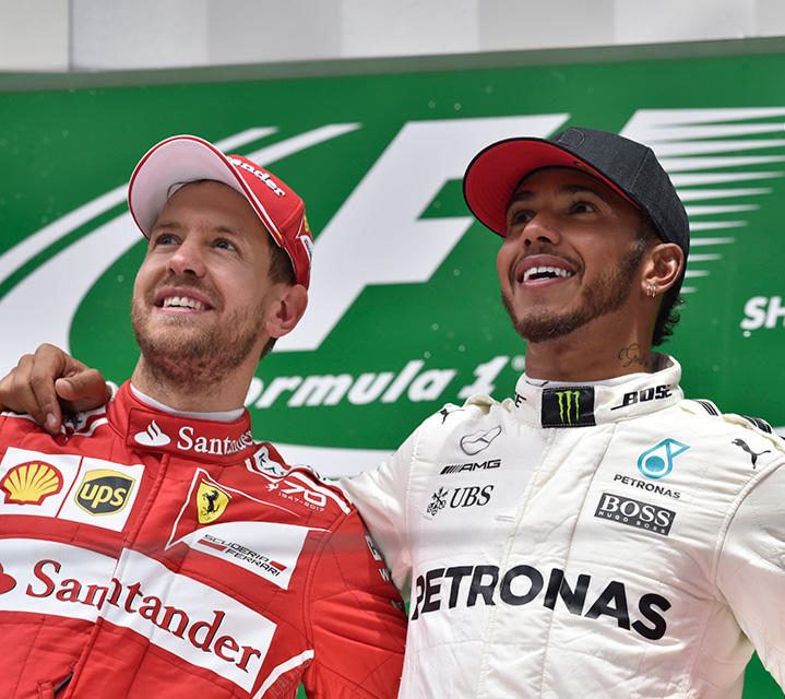 Gran Premio de China de F1 2017