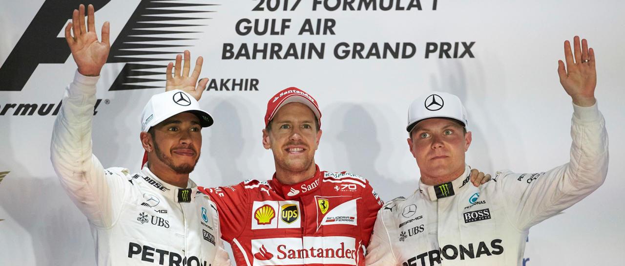 Gran Premio de Bahrein de F1 2017