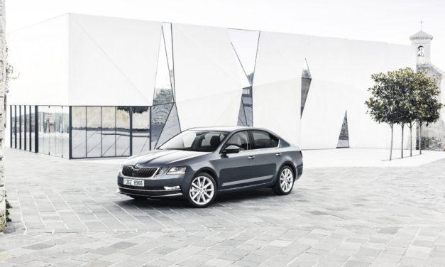 Nuevo Škoda Octavia MY18