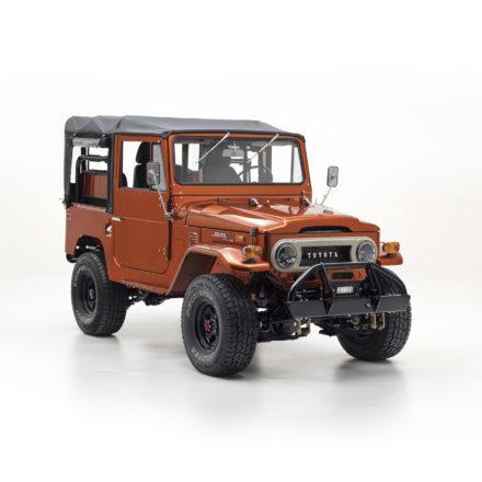 TOYOTA FJ40 Classic by FJ Company