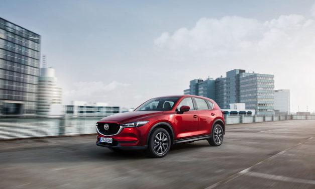 Mazda estrena el nuevo CX5