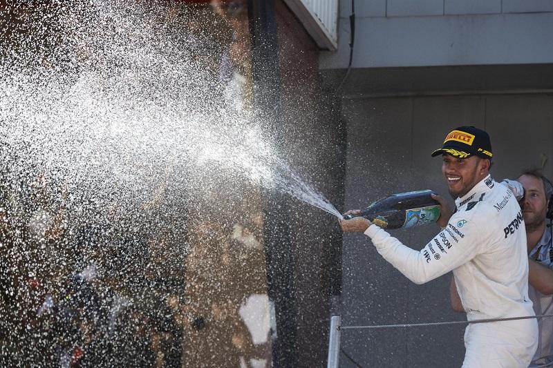 Gran Premio de España de F1 2017
