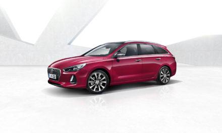 El nuevo Hyundai i30 se hace familiar
