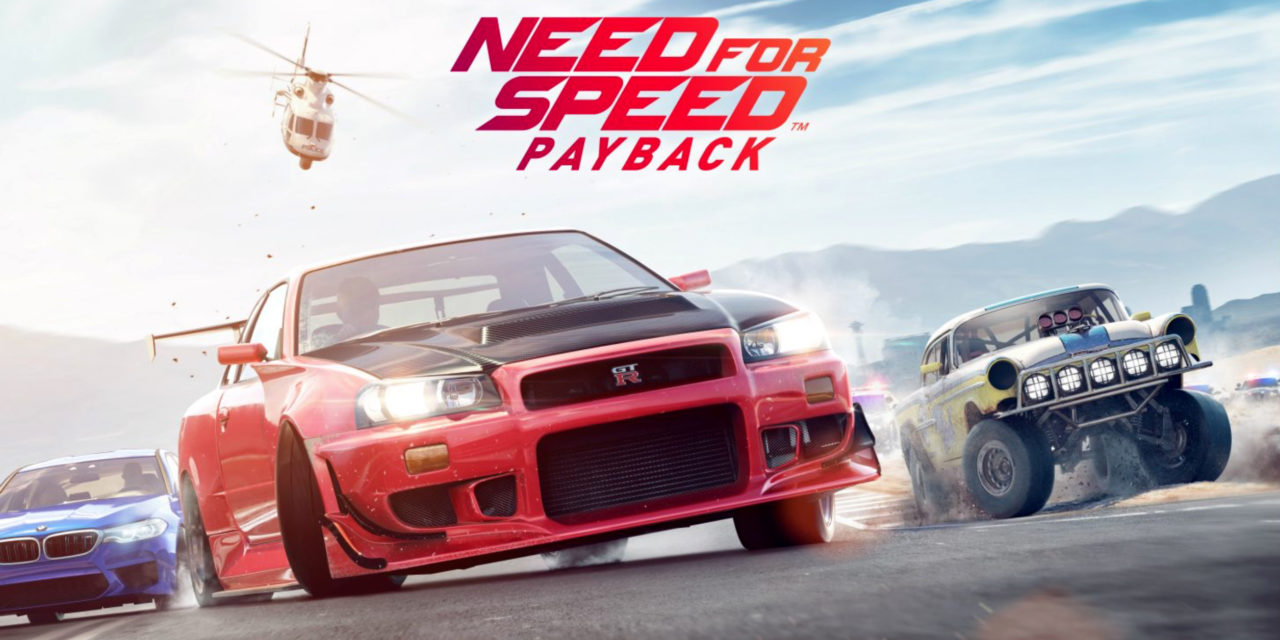 Need for Speed Payback, Nuevo tráiler gameplay