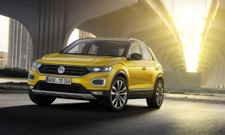 Volkswagen entra con el T-Roc en el mercado de los SUV urbanos