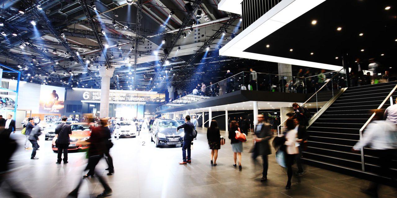 Todas las novedades del Salón del Automóvil de Frankfurt