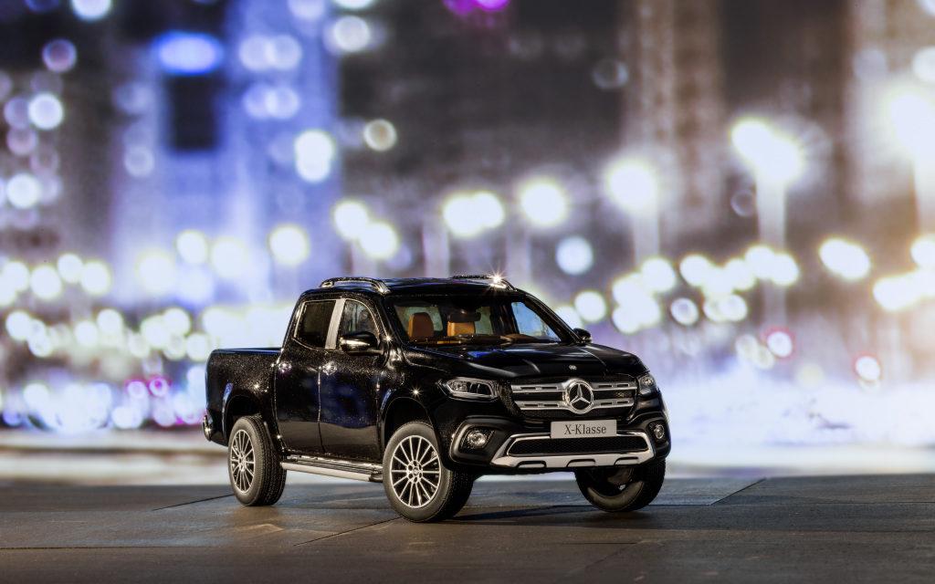 Mercedes Benz Clase X, ya con precios para España