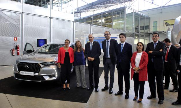 El Grupo PSA reafirma su apuesta por España en materia de I+D