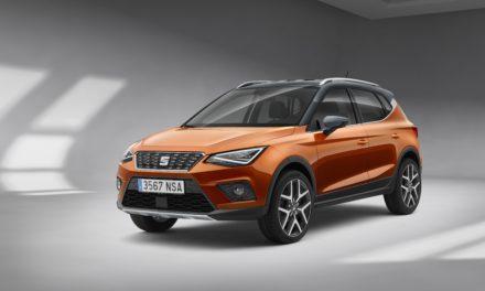 Seat ya admite pedidos del nuevo SUV Arona